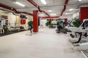 Palestra o centro fitness di Scandic Helsinki Airport
