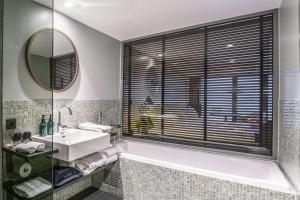 Et bad på Hotel Norge by Scandic