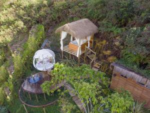 A bird's-eye view of Levit Glamping - Guatapé ADULTS ONLY