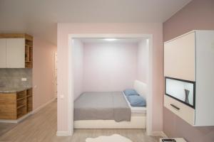Кровать или кровати в номере Apartments Maria