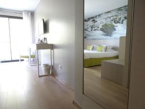 Salle de bains dans l'établissement Domaine de la Petite Isle - Luberon