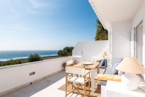 Balcone o terrazza di Suites Las Vistas