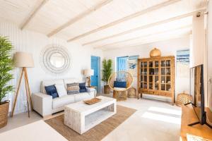 Area soggiorno di Suites Las Vistas
