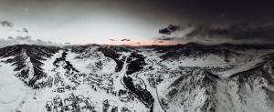Altayskie Dachi зимой