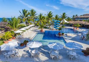 The swimming pool at or near Hotel Praia do Sol