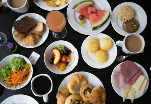 Breakfast options available to guests at Hilton Buenos Aires