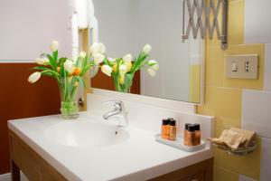 Ein Badezimmer in der Unterkunft Piazza Di Spagna Prestige
