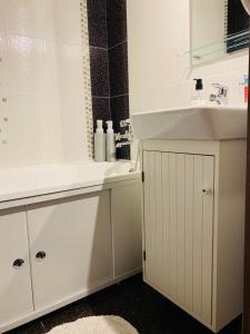 Ванная комната в апартаменты Павловский тракт