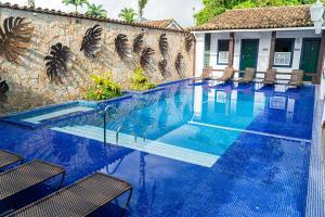 A piscina localizada em Pousada Porto Imperial ou nos arredores
