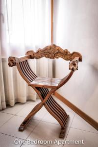 אזור ישיבה ב-Ca' Francesco