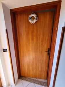 A bathroom at Apartment Manuel