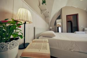 Letto o letti in una camera di Le Terrazze B&B
