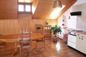 Küche/Küchenzeile in der Unterkunft Casa Jolanda