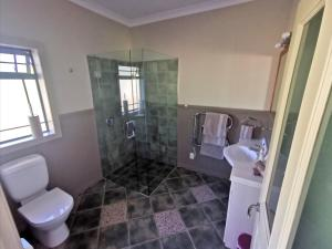 Salle de bains dans l'établissement Ridgetop Farm stay