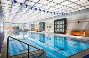 The swimming pool at or near InterContinental Seoul COEX, an IHG Hotel