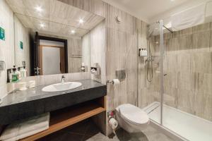 O baie la Holiday Inn Bucharest - Times, an IHG Hotel