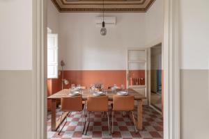 Ristorante o altro punto ristoro di iFlat Sunny and Colorful Esquilino Apartment