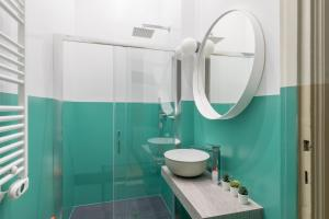 Bagno di iFlat Sunny and Colorful Esquilino Apartment