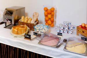 Завтрак для гостей Гостиница Репинская