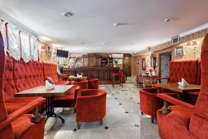 Лаундж или бар в Отель Бристоль