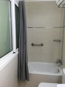 A bathroom at Fonda Can Setmanes