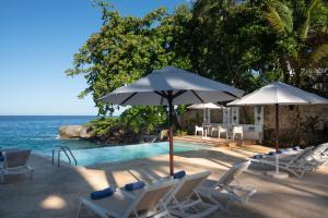 Бассейн в Casa Marina Beach & Reef All Inclusive или поблизости