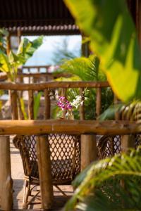 A balcony or terrace at Royal Agonda