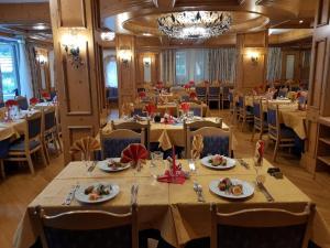 Ristorante o altro punto ristoro di Hotel Diamant Park