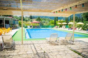 Het zwembad bij of vlak bij Margarita Aparthotel