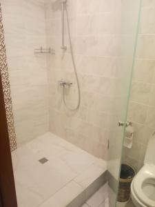 Ванная комната в Hotel Bosfor