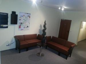 A seating area at Kenner Treff