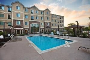 The swimming pool at or near Staybridge Suites Austin South Interstate Hwy 35, an IHG Hotel