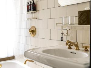 Salle de bains dans l'établissement Ace Hotel New York