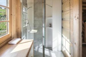 Łazienka w obiekcie Willa Pitoniówka z sauną, Netflix oraz Xbox one