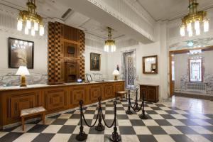 The lobby or reception area at Hotel Monterey Edelhof Sapporo