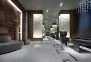 The lobby or reception area at Loft - Entertainment & Financial District