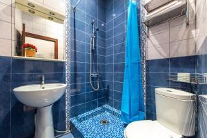 Ванная комната в Dostoevskinn Kuznechniy