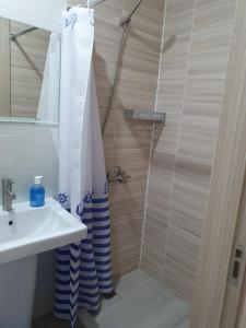 Ванная комната в Мини-отель «5 сезонов»