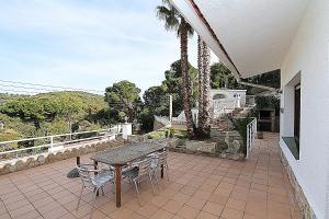 Un balcón o terraza de Villa Natalia C101