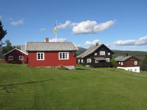 Edificio in cui si trova il campeggio