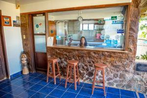 O lounge ou bar de Pousada Monsieur Rocha