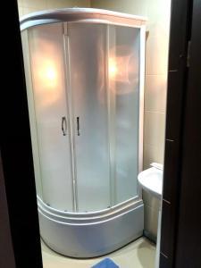 Ванная комната в Guest House Dzerzhinsky