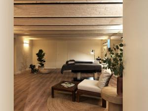 The fitness centre and/or fitness facilities at Townhouse Design Hotel & Spa