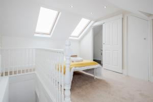 A bed or beds in a room at Contractors & Trade Accommodation Kent