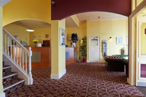 The lobby or reception area at The Chesterhouse