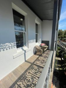 A balcony or terrace at Webster Terrace