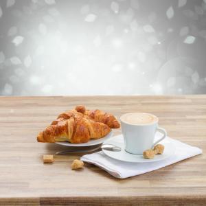 New Generation Hostel Rome Center供旅客選擇的早餐選項