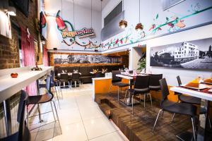 Restauracja lub miejsce do jedzenia w obiekcie Hotel&Spa Kameleon