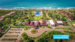 A bird's-eye view of Vila Galé Resort Marés - All Inclusive