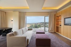 Zona de estar de Eurostars Valbusenda Hotel Bodega & Spa